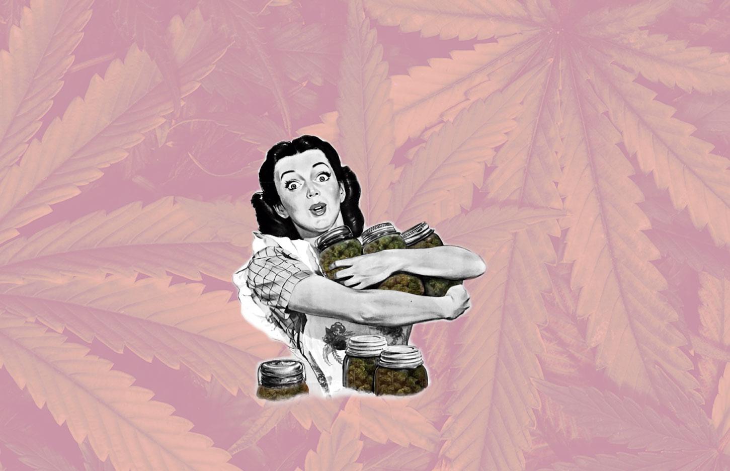 Las mujeres en la nueva era del cannabis